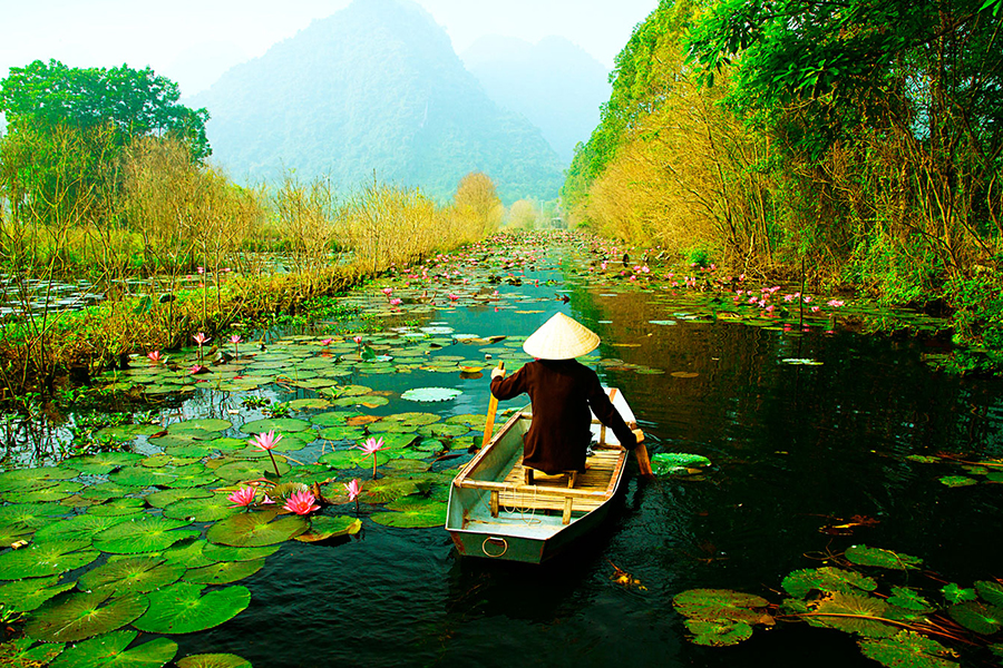 Holiday package in Vietnam